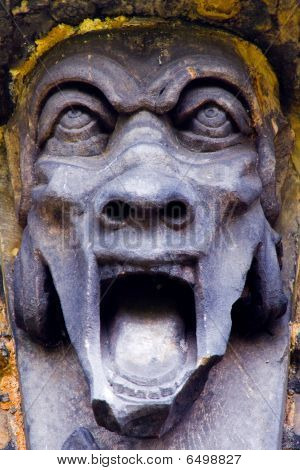 Screaming Gargoyle