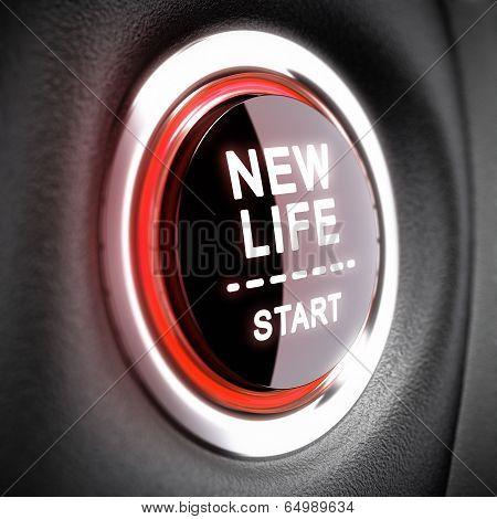 Life Change Concept