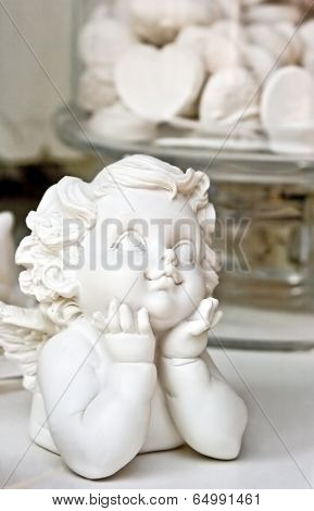 White Angel - With Clipping Path