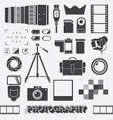 picture of pixel  - Collection of photography and camera icons and objects - JPG