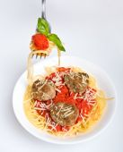 Spaghetti With Meatballs poster