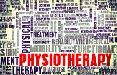 image of physiotherapy  - Physiotherapy as a Medical Career Concept Art - JPG