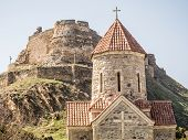 picture of gory  - Ruins of the Gori Fortress  - JPG