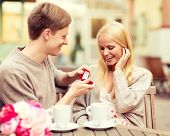 picture of propose  - summer holidays - JPG