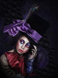 image of pantomime  - Expression - JPG