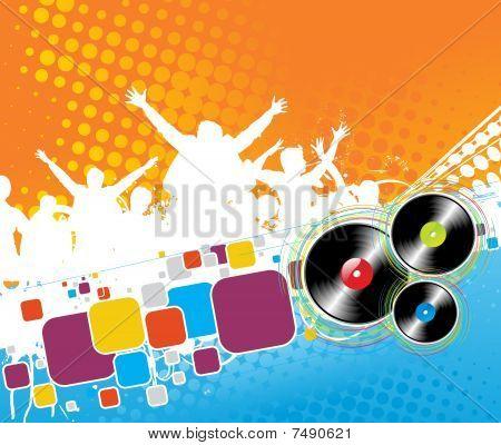 party concept,