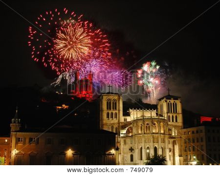 14th july in Lyon