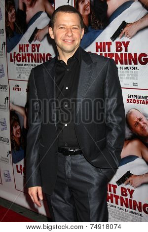 LOS ANGELES - OCT 27:  Jon Cryer at the