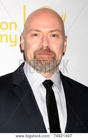 LOS ANGELES - OCT 28:  Steven S DeKnight at the
