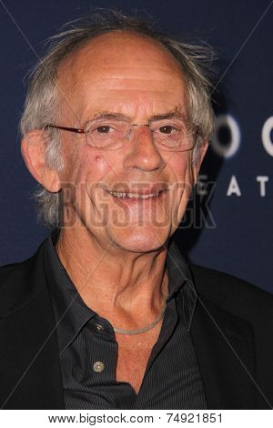 LOS ANGELES - OCT 24:  Christopher Lloyd at the