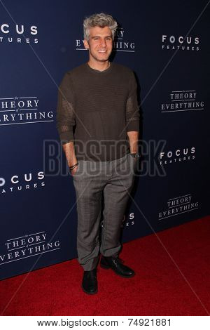 LOS ANGELES - OCT 24:  Max Joseph at the