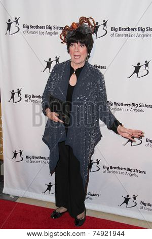 LOS ANGELES - OCT 24:  JoAnne Worley at the Big Brothers Big Sisters Big Bash at the Beverly Hilton Hotel on October 24, 2014 in Beverly Hills, CA