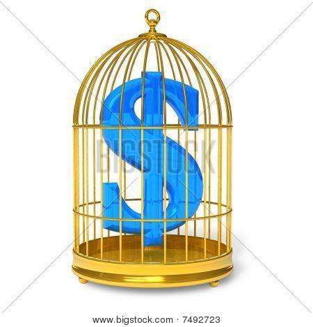 Dólar en jaula