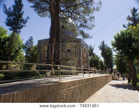 Footprints of Imam Reza shrine
