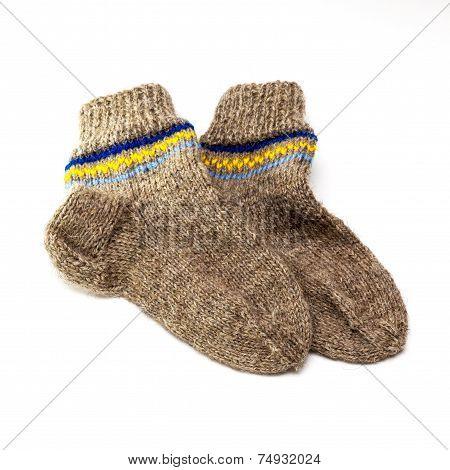 Woolen Socks.