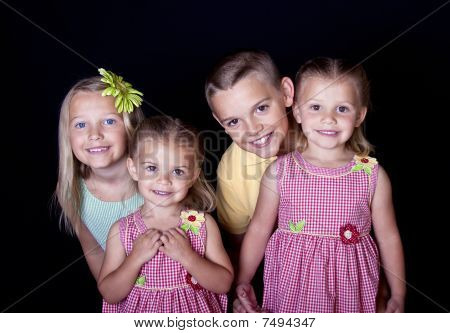 Beautiful Smiling Kids