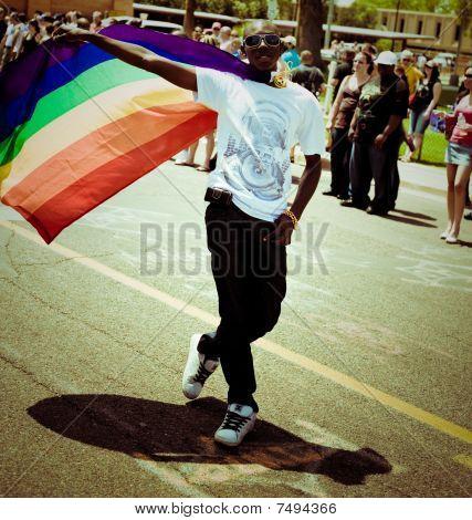 Desfile del orgullo de Phoenix, 2010