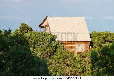 Cottage On Mountain