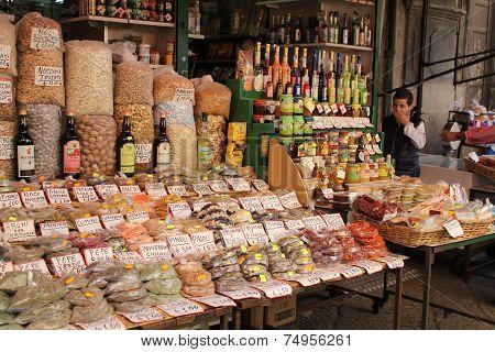 Palermo, Mercato Del Capo