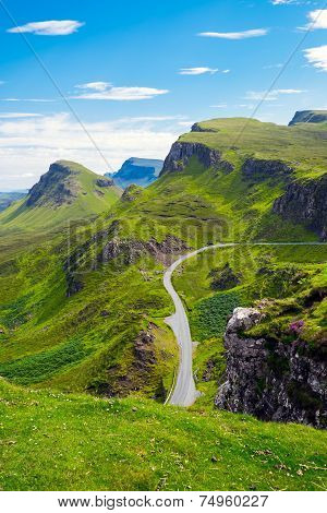 The Trotternish Ridge, Isle of Skye