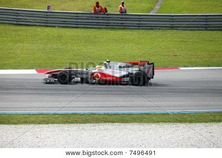 Sepang F1. April 2010