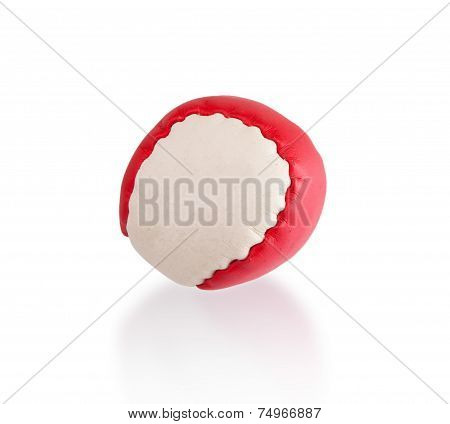 Red And White Ball