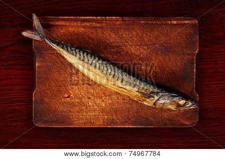 Smoked Mackerel.