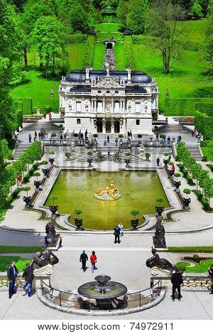 castles of Bavaria -Linderhof
