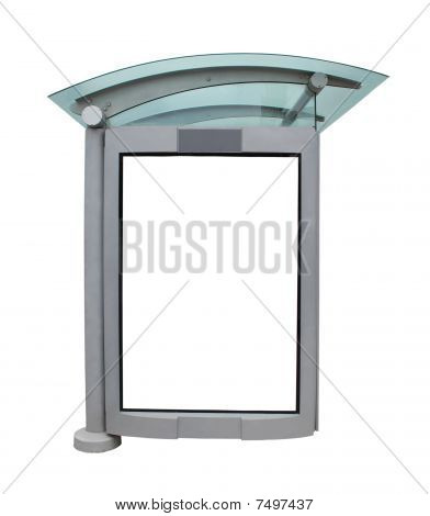 Bus Stop - Bus Shelter