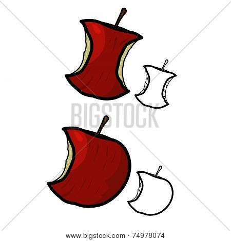 Red Apple Bite