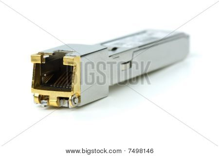 Gigabit (copper) Sfp Module For Network Switch