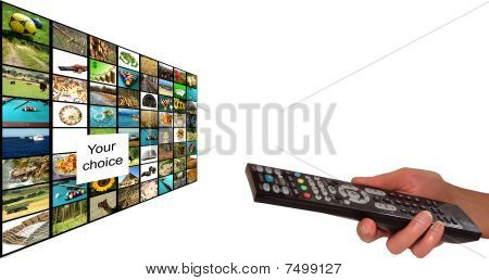 Television Concept