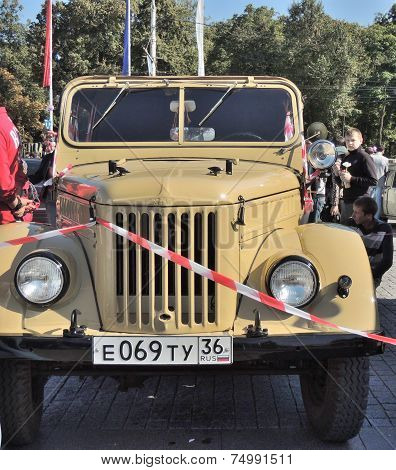 Light Truck GAZ-69