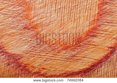 Wooden Rough Background