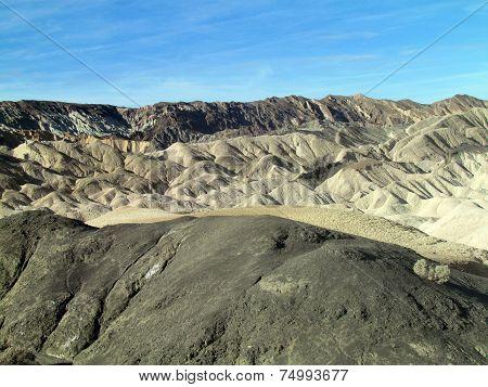 Twenty Mule Team Canyon, Death Valley, California