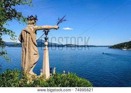 Beautiful statue