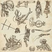 image of buccaneer  - Pirates and Buccaneers theme  - JPG