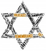 image of auschwitz  - Holocaust remembrance day - JPG