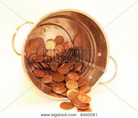 Bucket of Pennies