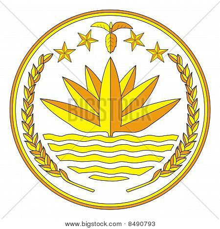 Bangladesh Coat Of Arms