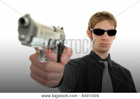 Undercover Action Hero