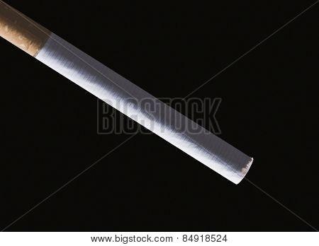 Close-up of a cigarette