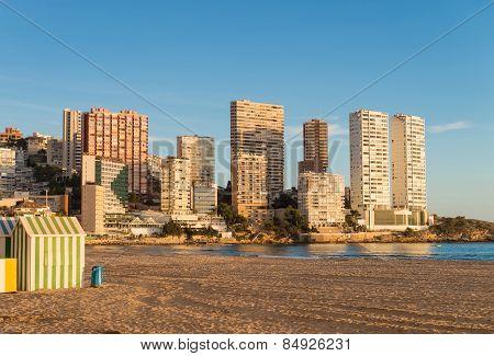 Benidorm Beach