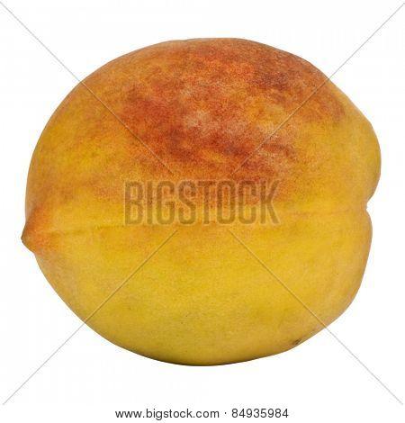 Close-up of a peach