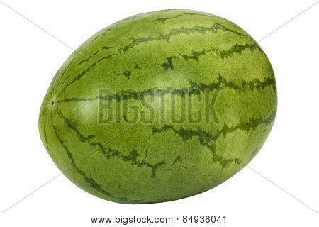Close-up of a watermelon