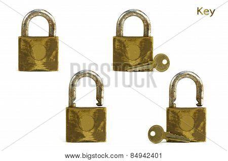 Key And Master Key