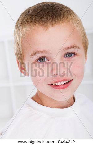 cute preschooler