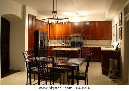 kitchen seating