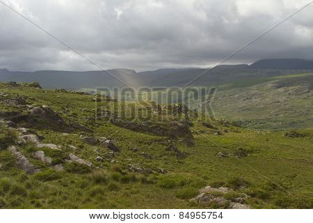 Landscape in Killarney National Park, Killarney, County Kerry, Republic of Ireland