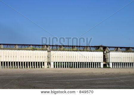 Phosphate Mine Buildings